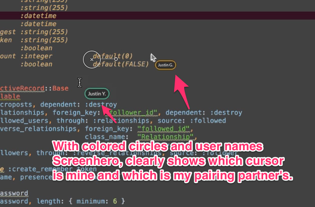 Remote Pair Programming Tips Using RubyMine and Screenhero - Rails